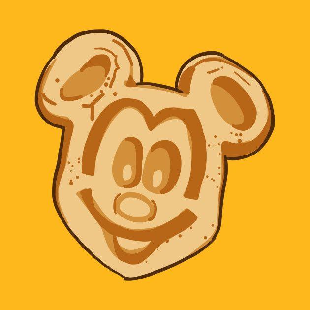 Mickey Waffle.