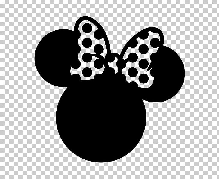 Minnie Mouse Mickey Mouse Logo PNG, Clipart, Black, Black.