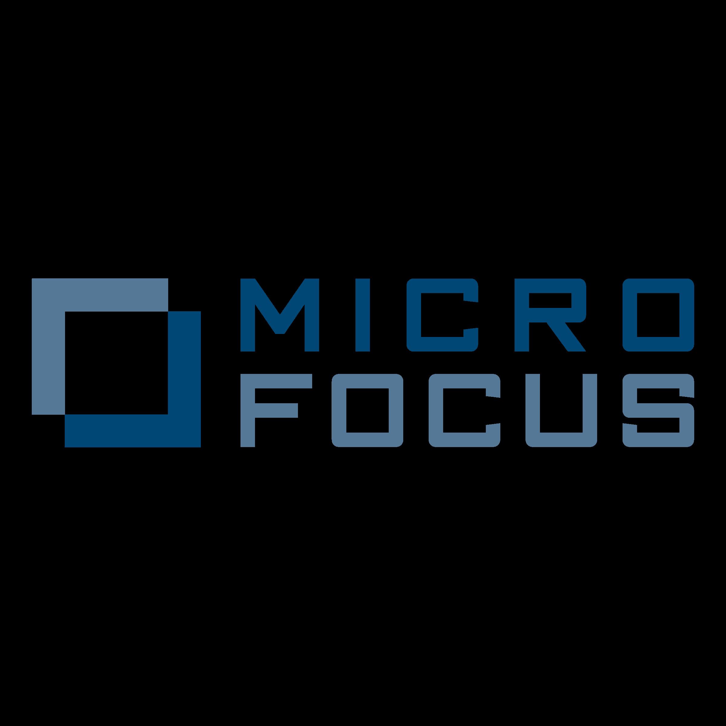 Micro Focus Logo PNG Transparent & SVG Vector.