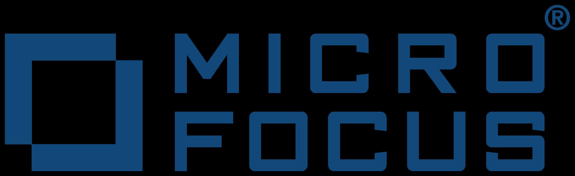 Micro Focus.