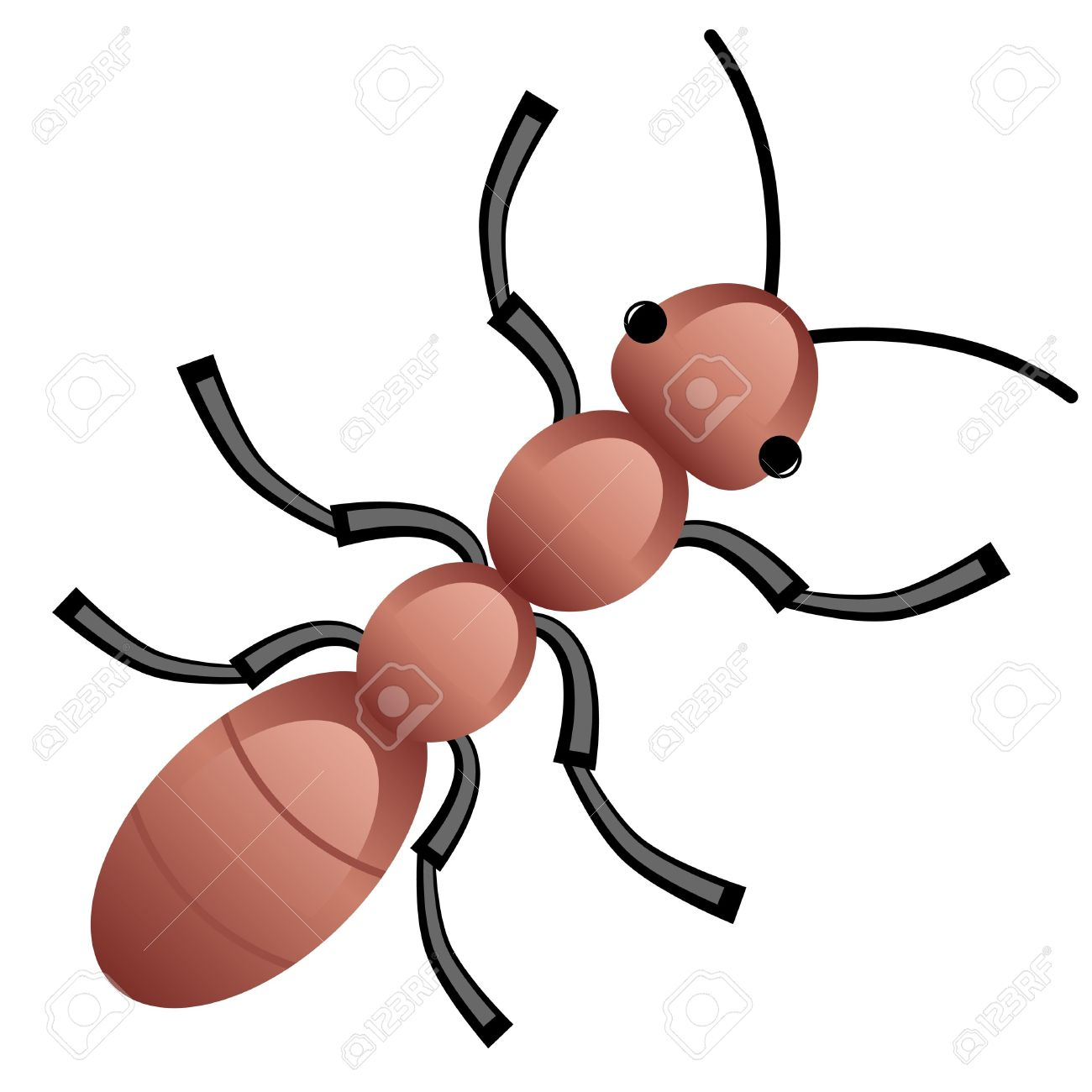 Vector Ant Royalty Free Cliparts, Vectors, And Stock Illustration.