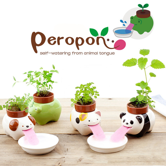 Aliexpress.com : Buy Thirst self watering from animal tongue.