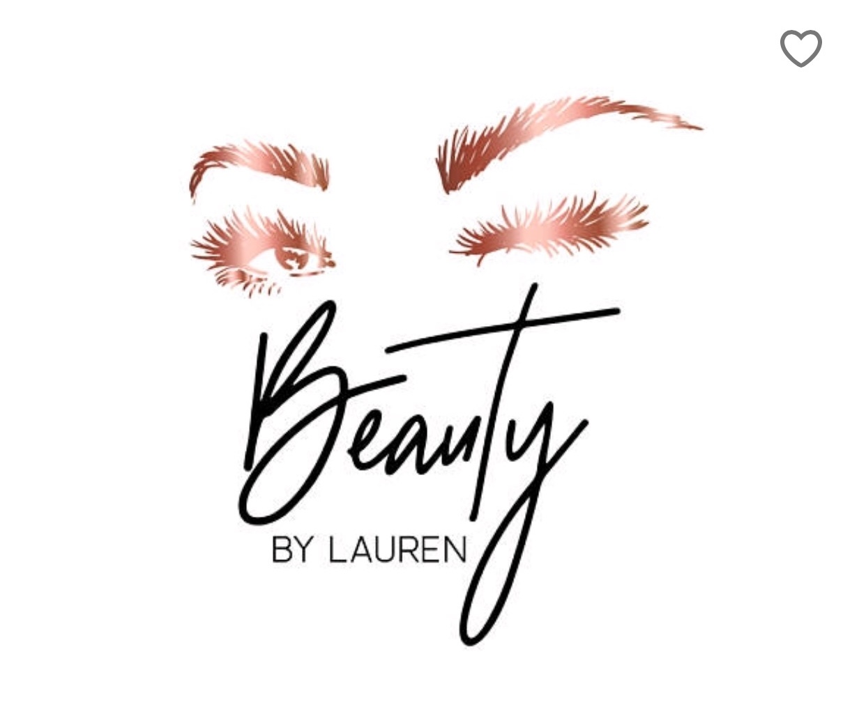 Eyelash Extension, Microblading, Beauty Co logo needed!, a.