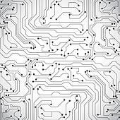 Microchip Clip Art.