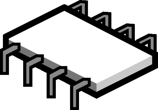 Microchip Clipart.