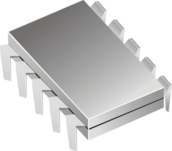 Microchip clip art Free Vector / 4Vector.