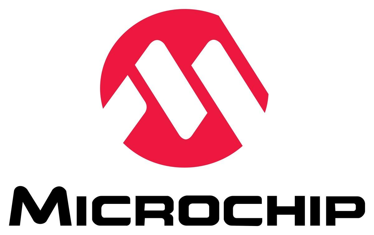Microchip Logo Download Vector.
