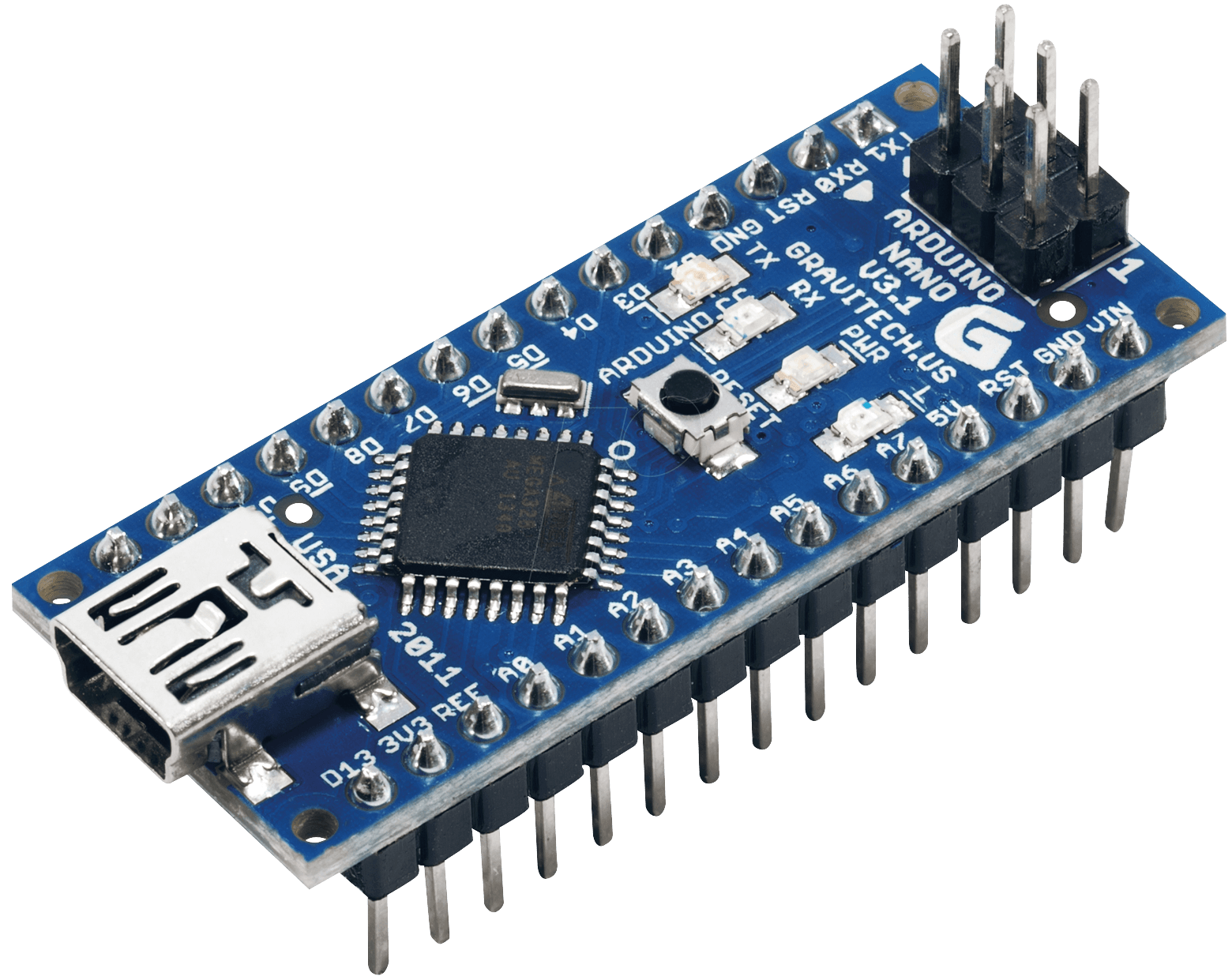 Microcontroller PNG Image.