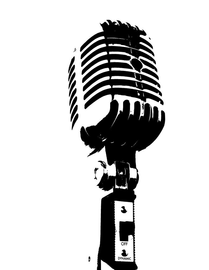 microphone in 2019.