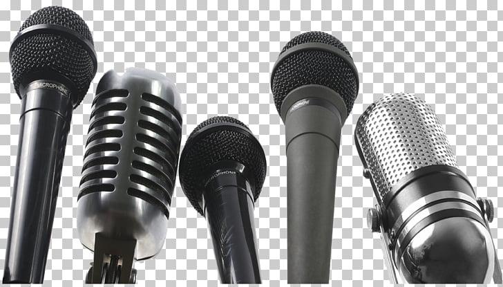 Micrófono voz en off audix corporation entrevista noticias.