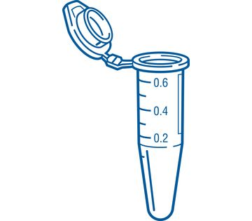 0.6 ml Crystal Clear Microcentrifuge Tube.