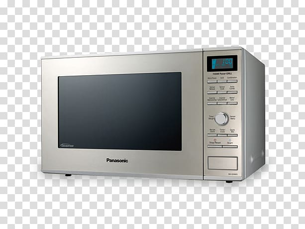 Microwave Ovens Panasonic Toaster Home appliance, micro.