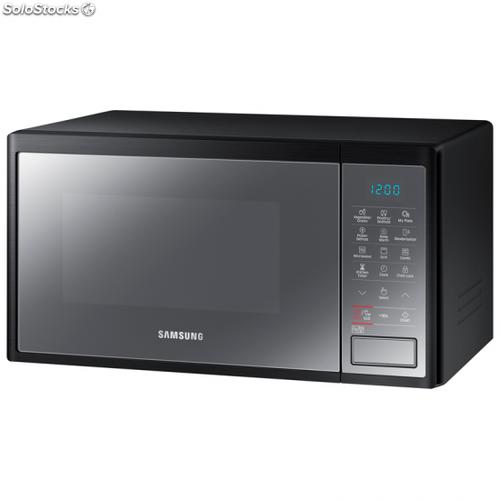 Microondas de superficie Samsung MG23J5133AM 23 litros 800W Grill 1100W 6.