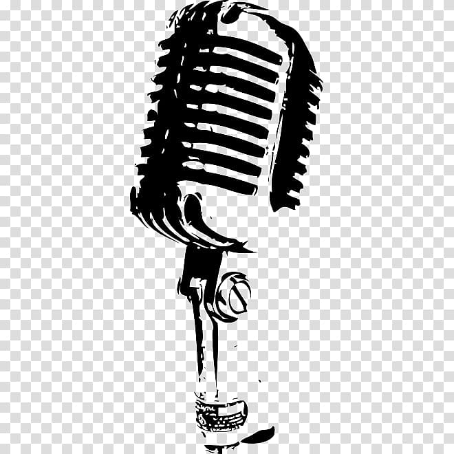 Microphone graphics Drawing , microphone transparent.