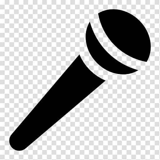 Microphone Recording studio , microphone transparent.
