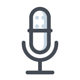 Microphone Icons.