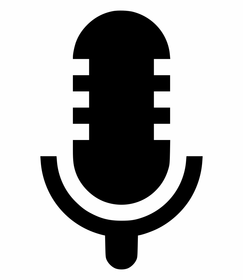 Microphone Png Icon.