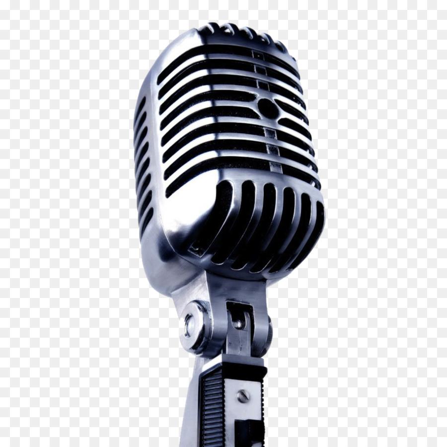 Microphone Clip Art.