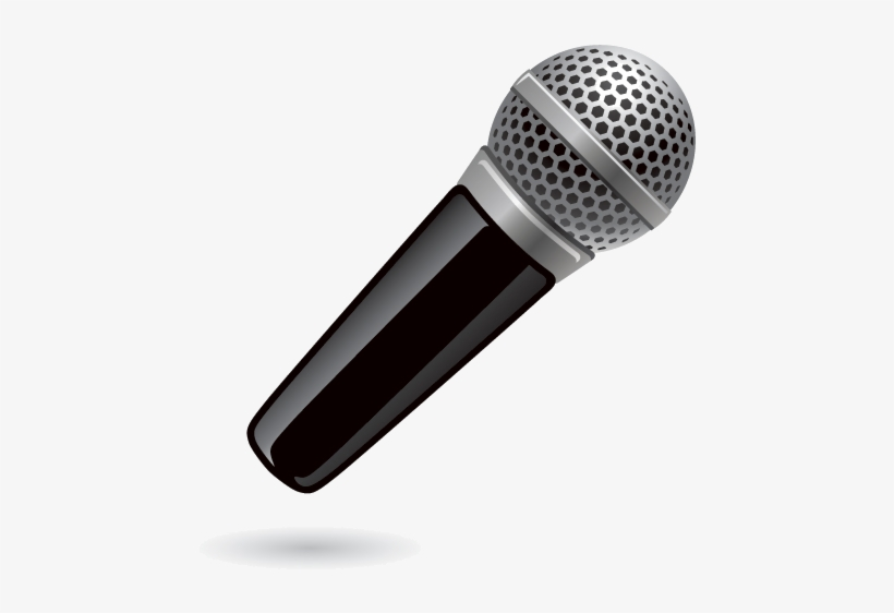 Download Vector Png Free Microphone.