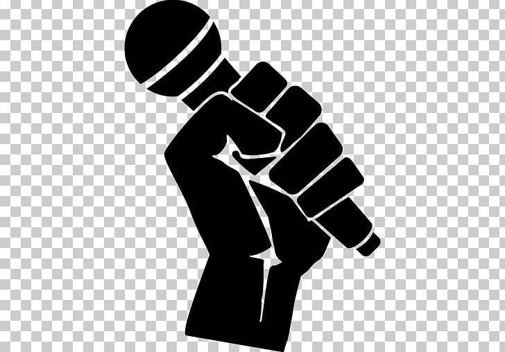 Microphone Silhouette Music PNG, Clipart, Arm, Art, Audio.