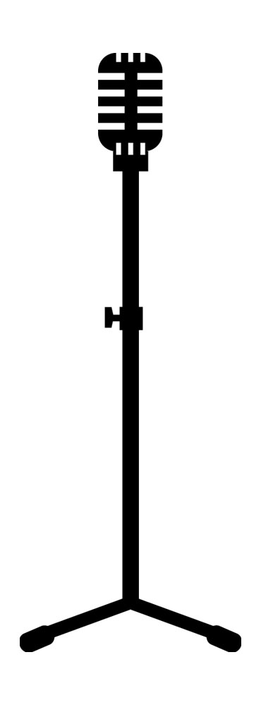 Microphone stand clipart 20 free Cliparts | Download ...