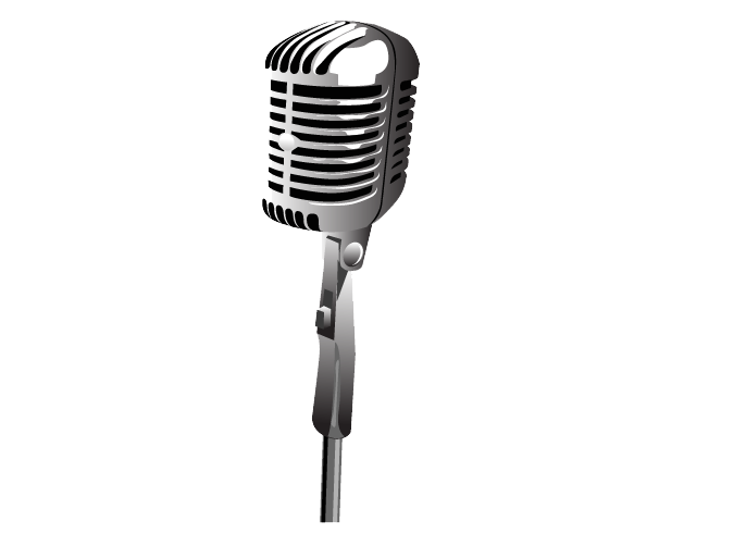Microphone Musical instrument Adobe Illustrator.