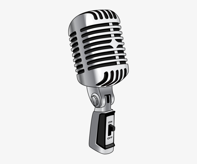 Mic Vector Png.