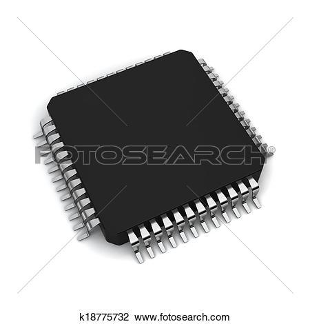 Microprocessor Illustrations and Clip Art. 904 microprocessor.