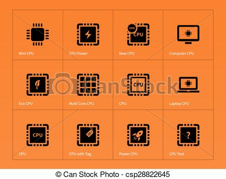 Microprocessor Clip Art Vector Graphics. 1,021 Microprocessor EPS.