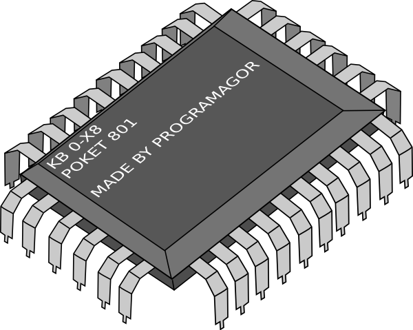Chip Clip Art at Clker.com.
