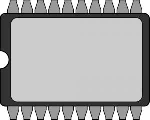 Microprocessor Clip Art Download.