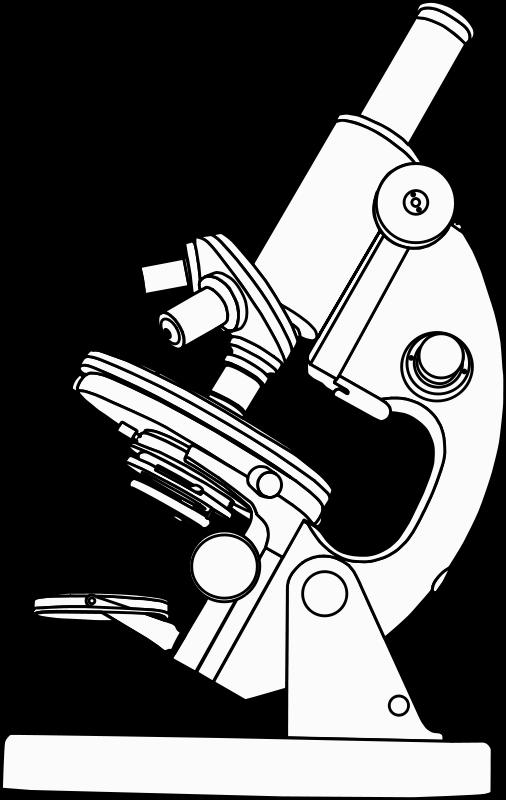 Microscope clip art download.
