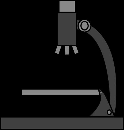 Microscope Clip Art.