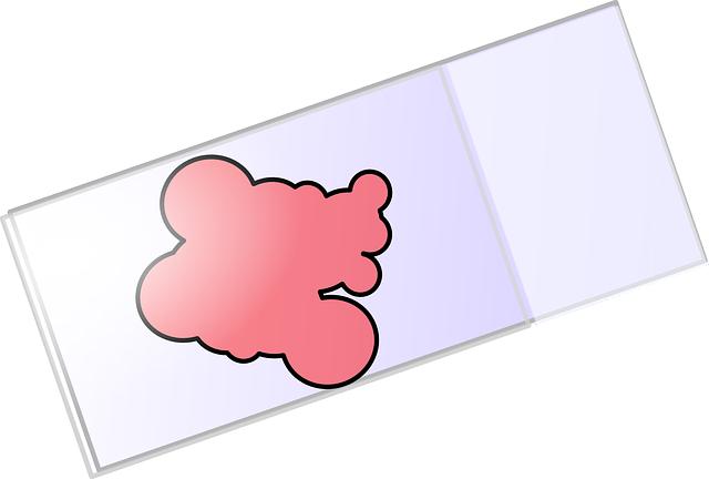 Microscope Slide Clip Art.