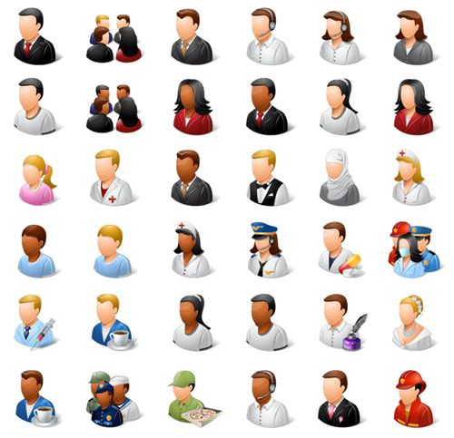 Powerpoint People Clipart.