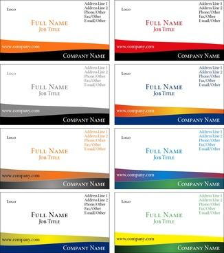 Free Business Card Template For Word