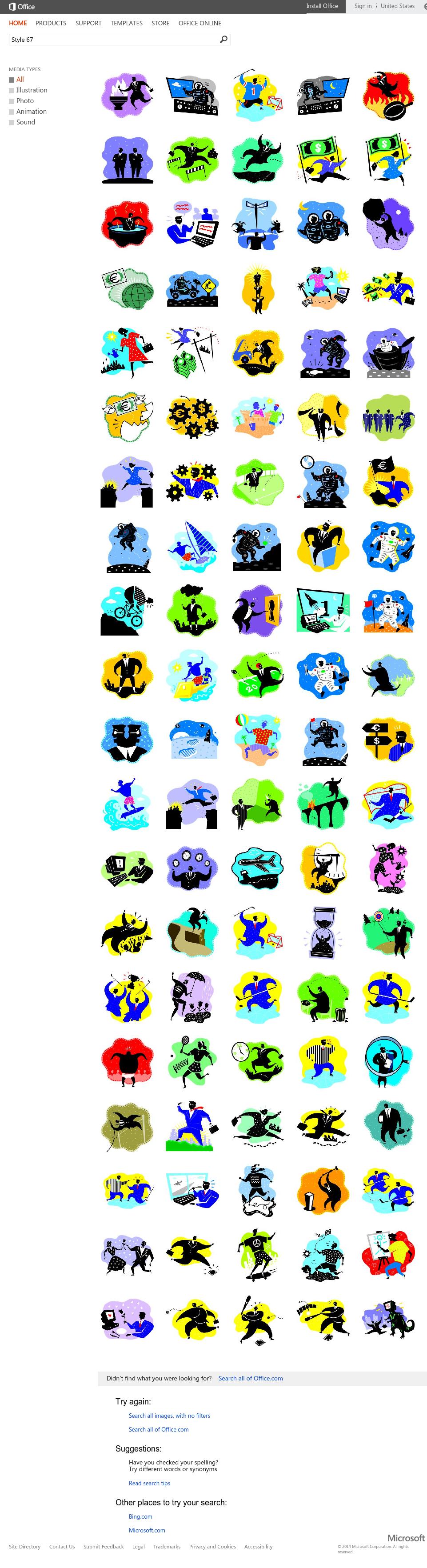 Microsoft Clip Art.