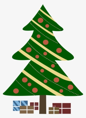 Christmas Tree Clipart PNG, Transparent Christmas Tree.