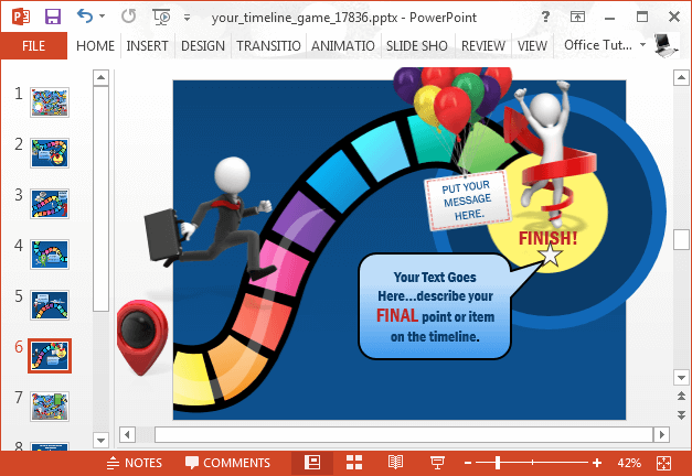 Powerpoint games template