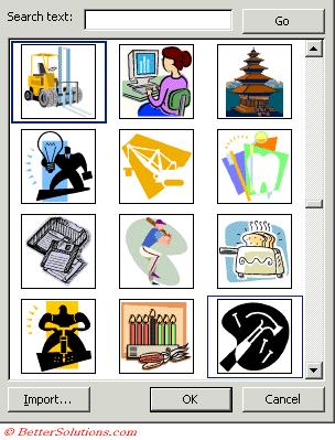 BET: Microsoft PowerPoint Clip Art.