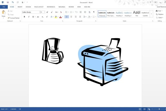 Microsoft Office kills Clip Art, replaces it with Bing.
