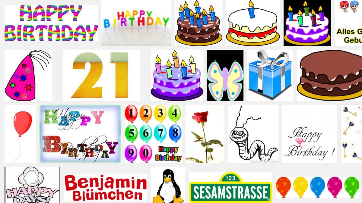 Cliparts kostenlos downloaden: Für Geburtstag, Hochzeit und.