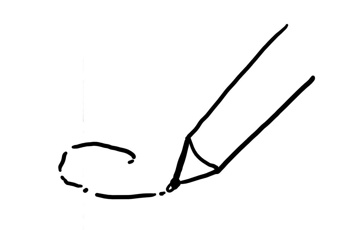 Microsoft Edge Pen Tip rubbing away/not working.