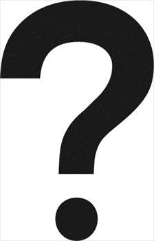 Question Mark Clip Art Free & Question Mark Clip Art Clip Art.