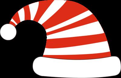 Clipart free hat santa.