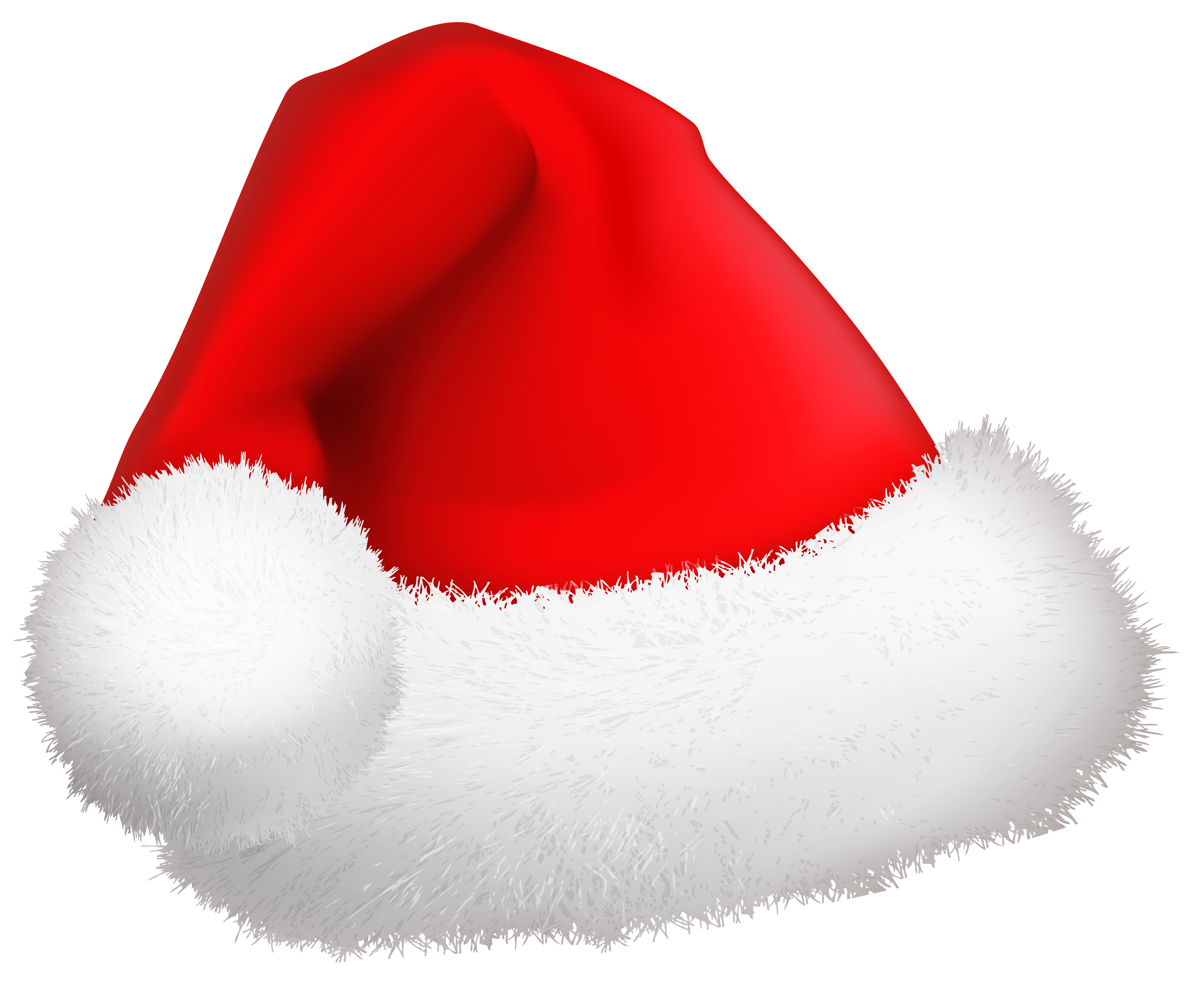 trasnparent santa hat clipart clipground