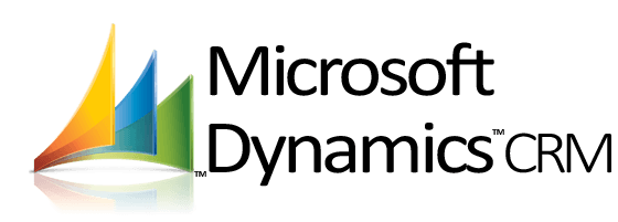 Microsoft Dynamics CRM Logo.