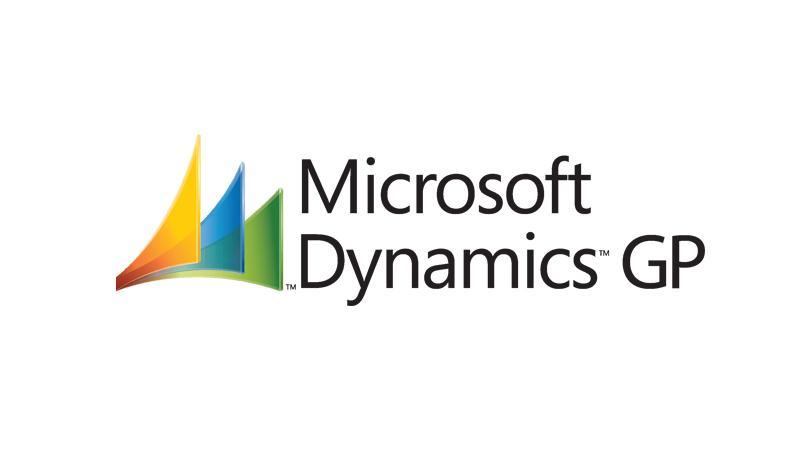 Microsoft Dynamics GP.