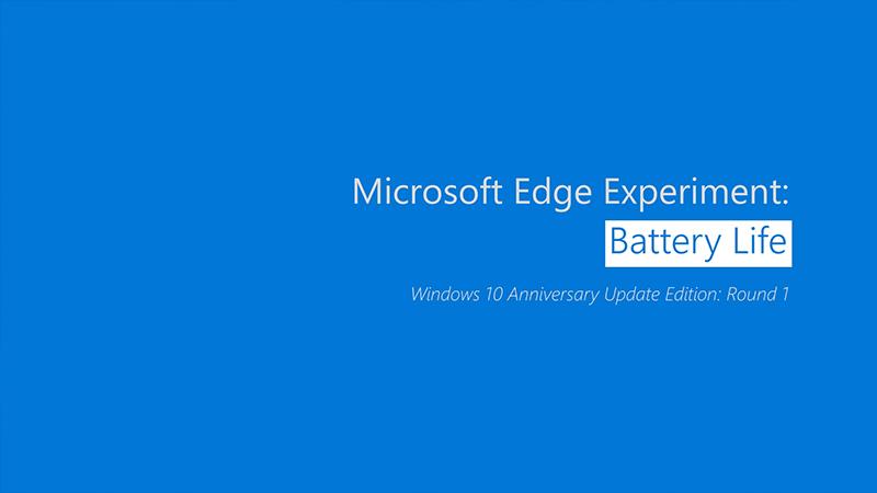 Microsoft Edge.