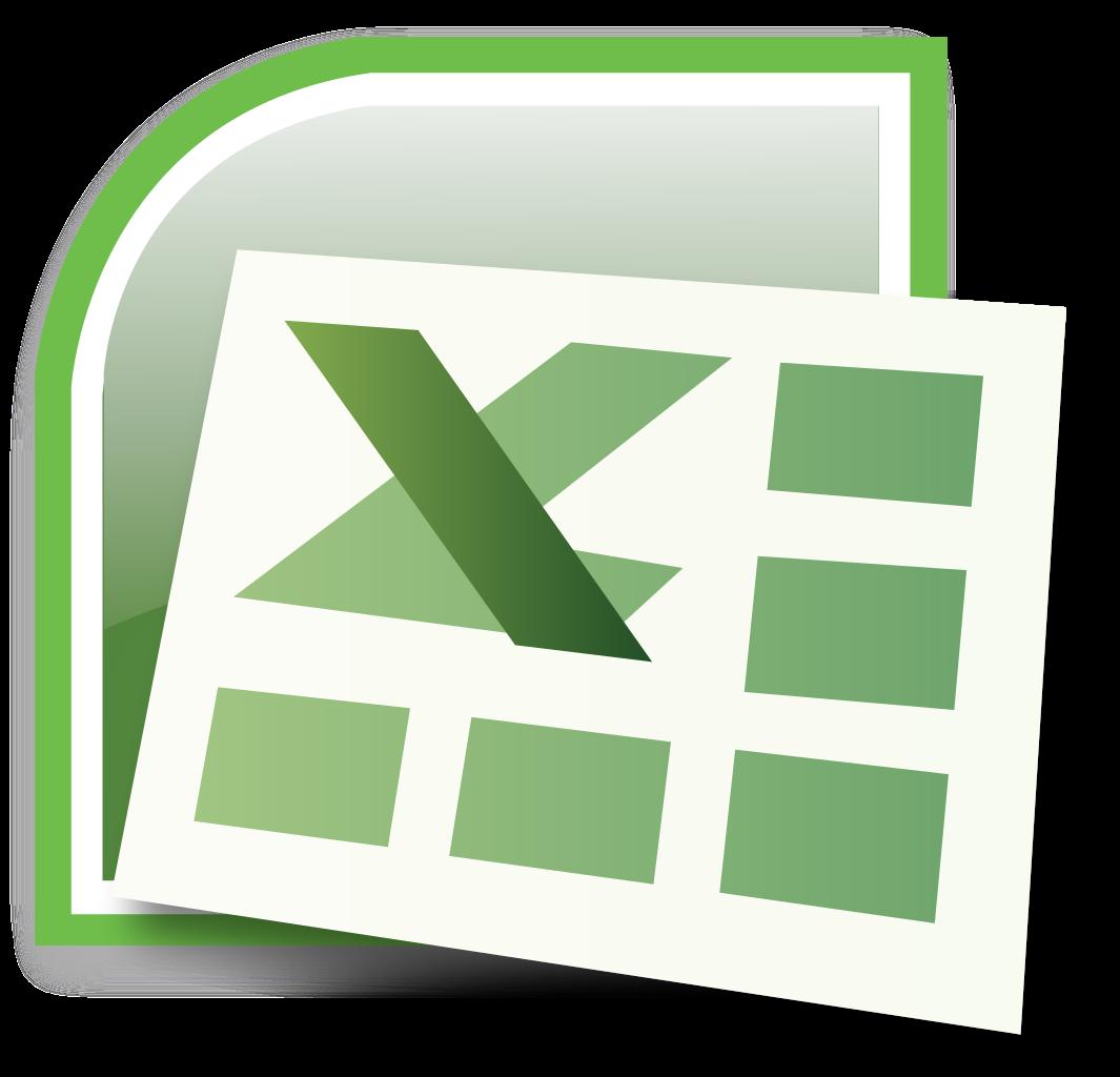 Microsoft Excel Icon #3399.